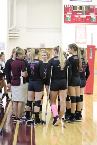 Varsity Volleyball Vs. Roanoke Catholic