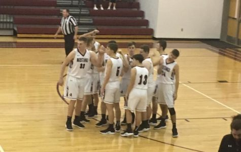 Boys basketball vs Craig, 1/15