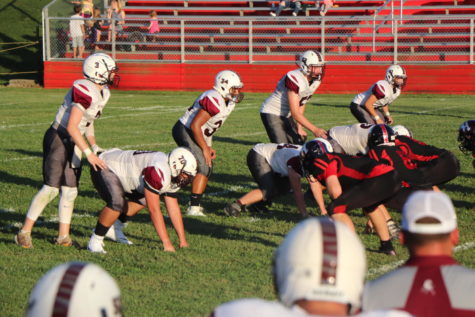 EMHS Football Vs. Holsten