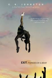 Exit, Pursued By A Bear by E. K. Johnston